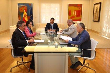 """UGT pide al Gobierno """"pasar de los anuncios a los hechos"""" e insta a Sánchez a ser """"valiente y a legislar"""""""