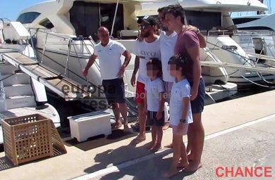 Vídeo: Messi ya disfruta de las aguas de Ibiza desde un lujoso yate