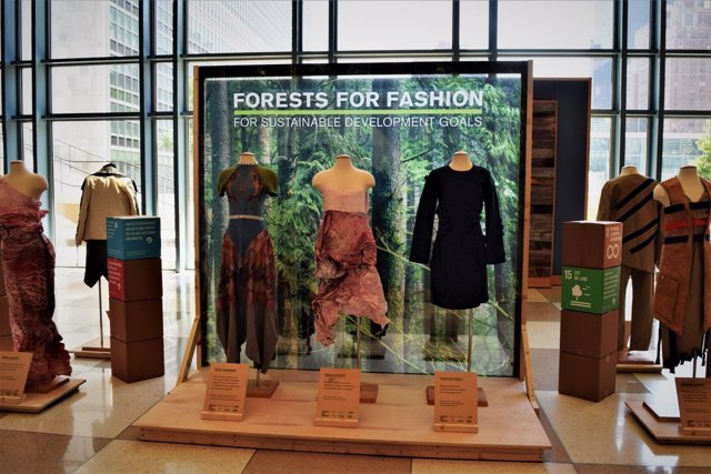 Forests for fashion