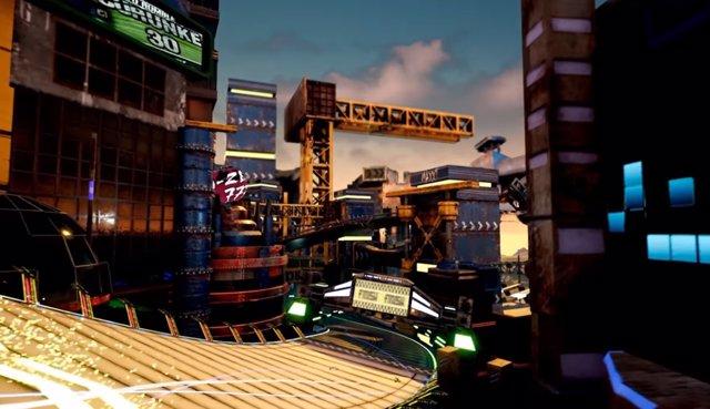 Imatge d'un dels videojocs premiats