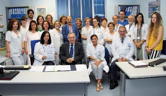 Comisión contra la Violencia del Hospital Clínico San Carlos