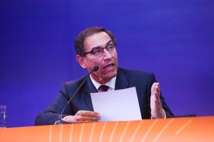 Martín Vizcarra niega cualquier implicación en las polémicas conversaciones filtradas del CNM