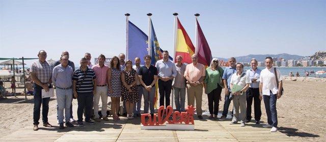 Reunión de los municipios turísticos y la FVMP