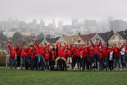 Un total de 53 emprendedores viajarán a Silicon Valley de la mano del programa Explorer de Banco Santander