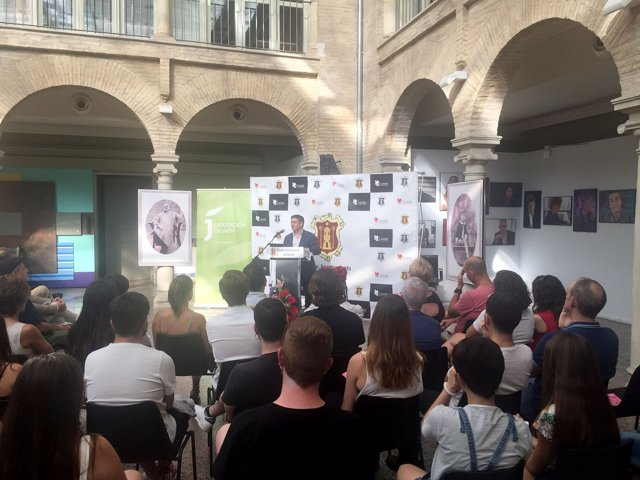 Presentación del I Campus de Cine Miguel Picazo