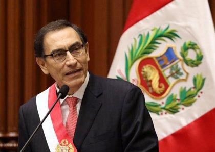 Vizcarra convoca al Congreso para abordar el posible cese de los miembros del Consejo Nacional de la Magistratura