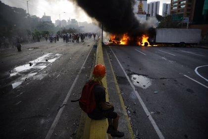 Muere un niño de doce años durante una protesta en el sur de Venezuela