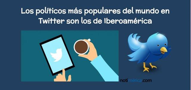 Twitter, Iberoamérica y sus líderes políticos