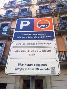 Resultado de imagen de Una juez de Barcelona anula una multa de tráfico porque la señal estaba solo en catalán