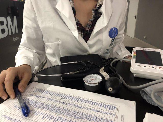Más de 110 enfermeros de Baleares fueron agredidos en 2017