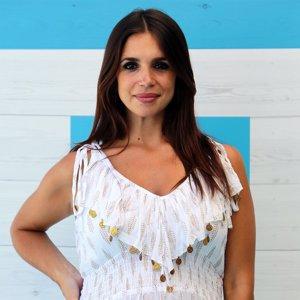 Elena Furiase no se imaginaba lo duro que sería estar embarazada