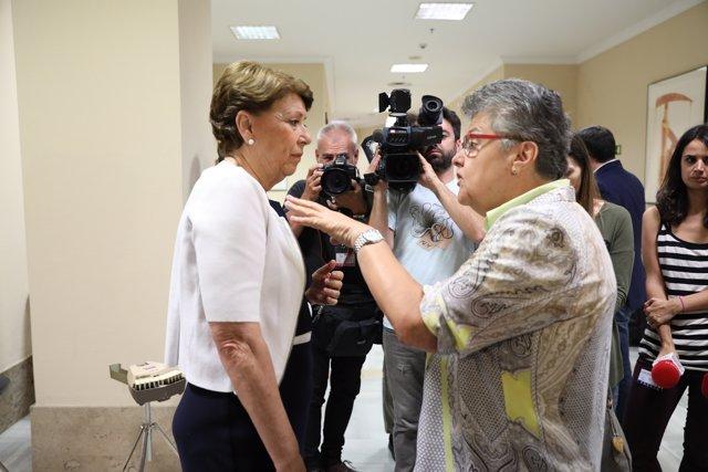 El PP menciona los ERE en la comisión sobre el accidente del Spanair y desata una bronca con Magdalena Álvarez