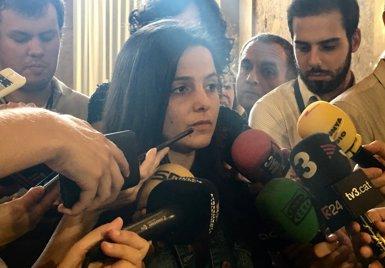 """La CUP diu que acceptar la substitució dels diputats suspesos és ser """"còmplices"""" de Llarena (EUROPA PRESS)"""