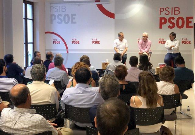 El PSIB apuesta por una ley que regule la eutanasia para resolver 'el 99%' de los problemas que se dan en este ámbito