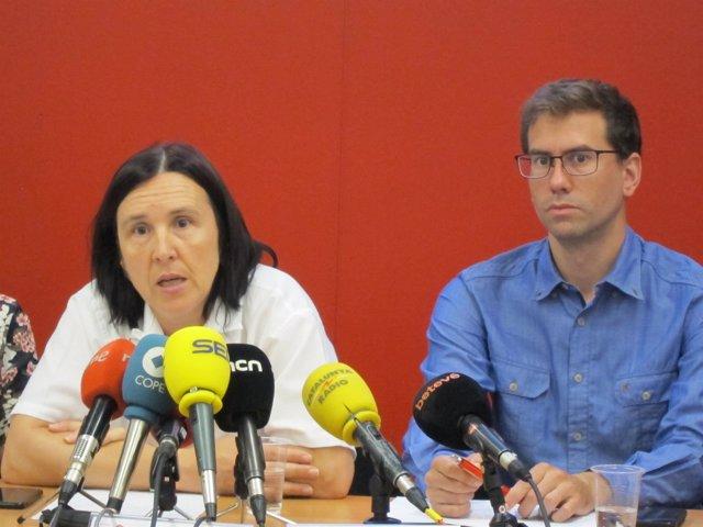 Sonia Fuertes (Ecas) Y Eloi Ribé