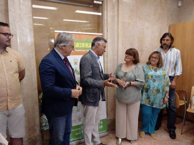 Junta cede local a Asociación de Familiares de Niños Hiperactivos de Jerez