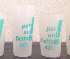 El Parc Natural del Delta de l'Ebre distribueix 6.500 gots reutilitzables (GENCAT)