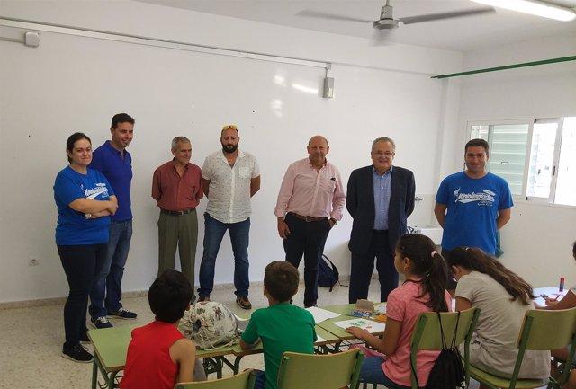 Escuela de Verano de la Junta.