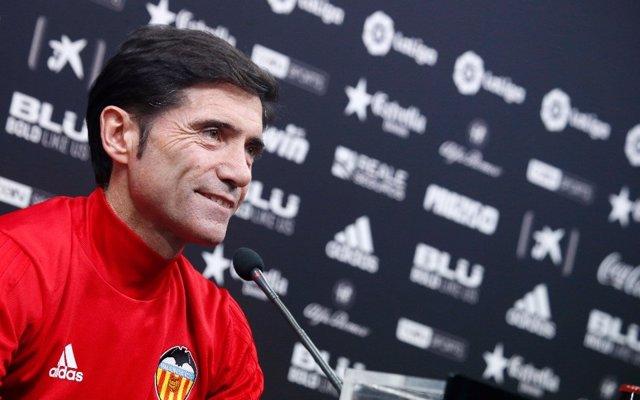 El Valencia renueva a Marcelino hasta 2020