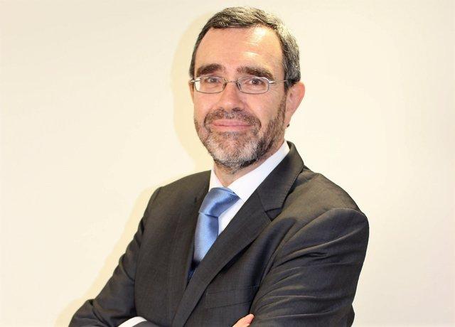 Alberto Charro, presidente ejecutivo de BBVA Uruguay