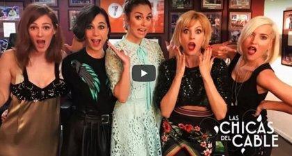 Netflix pone fecha de estreno a la tercera temporada de 'Las Chicas del Cable' y revela algunos detalles