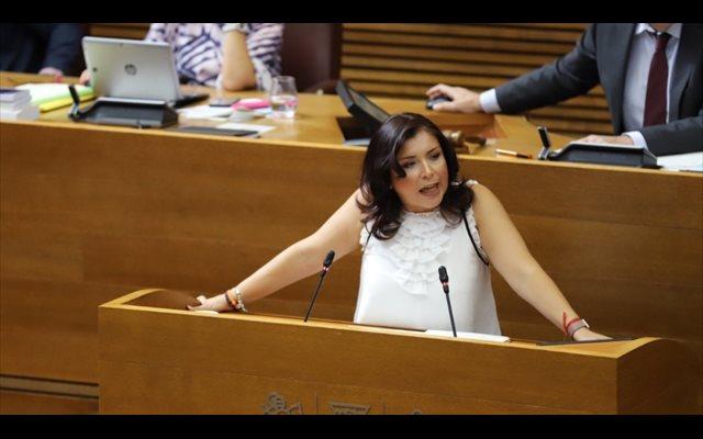 Sánchez (Cs) dice que 'las solución a la infrafinanciación no es endeudarse más sino reformar' la autonómica