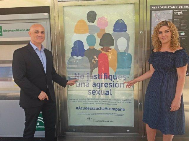 Campaña del IAM contra la violencia sexual