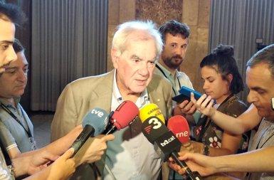 """Maragall assegura que la unitat i la fortalesa del Govern """"no estan en risc"""" (EUROPA PRESS)"""