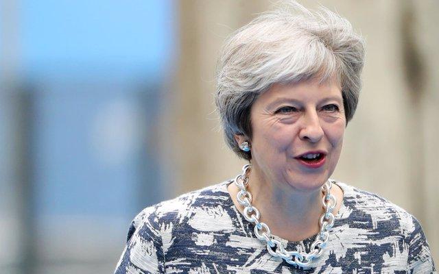 Un tribunal de Reino Unido declara culpable a un hombre por planear la decapitación de Theresa May