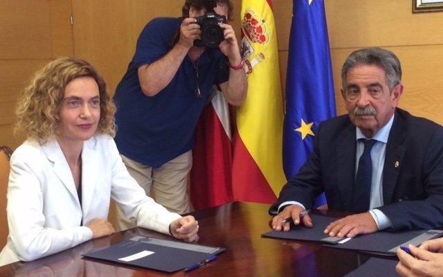 Batet, 'segura' de que de la reunión Sánchez-Revilla saldrán 'avances importantes'