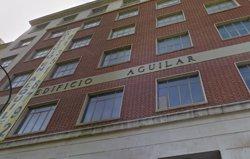 HOGAR SOCIAL MADRID OKUPA EL ANTIGUO EDIFICIO AGUILAR, EN JUAN BRAVO, QUINCE DIAS DESPUES DE SU ULTIMO DESALOJO