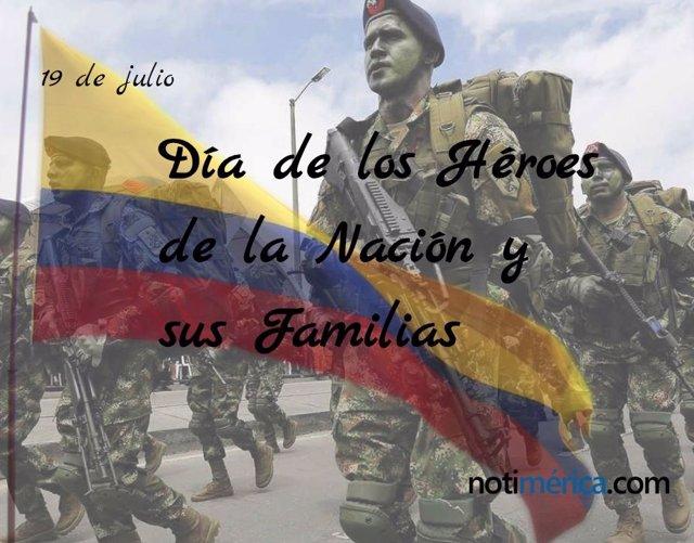 Día de los Héroes de la Nación y sus familias