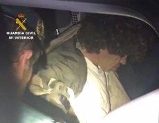 Detingut l'home que es va atrinxerar a casa seva de Turieno (Cantàbria) (GUARDIA CIVIL)