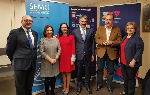 Reunión entre la SEMG y la anefp