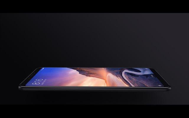 Xiaomi presenta el 'phablet' Mi Max 3, con pantalla de 6,99 pulgadas y batería de 5.500 mAh