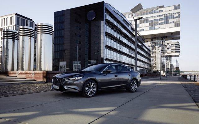 Mazda presenta el nuevo Mazda6, con motores de hasta 194 caballos