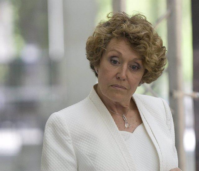 La periodista Rosa Maria Mateo en una imagen de archivo