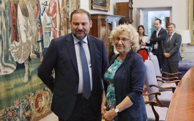 Fomento da su apoyo a Madrid Nuevo Norte y el Ayuntamiento continúa con sus planes de aprobarlo para finales de año