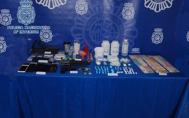 La detención de 29 dominicanos permite desarticular un grupo de distribución de cocaína en Lugo