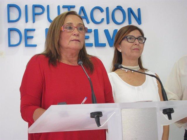 María Luisa Faneca.