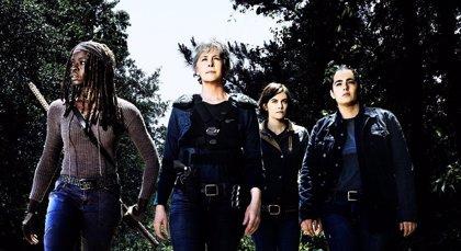 The Walking Dead: Las mujeres asumirán el liderazgo en la 9ª temporada
