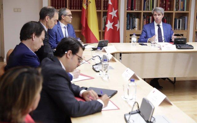 Garrido anuncia que trabaja en un nuevo decreto para regular el ordenamiento de todos los centros concertados madrileños