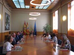 El Consejo de Gobierno se ha reunido antes de real
