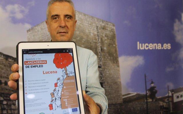 Una veintena de desempleados se beneficiarán desde octubre de la tercera Lanzadera de Empleo de Lucena (Córdoba)
