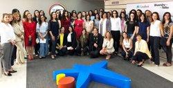 CaixaBank aborda el paper de les dones marroquines en el canvi del país (CAIXABANK)
