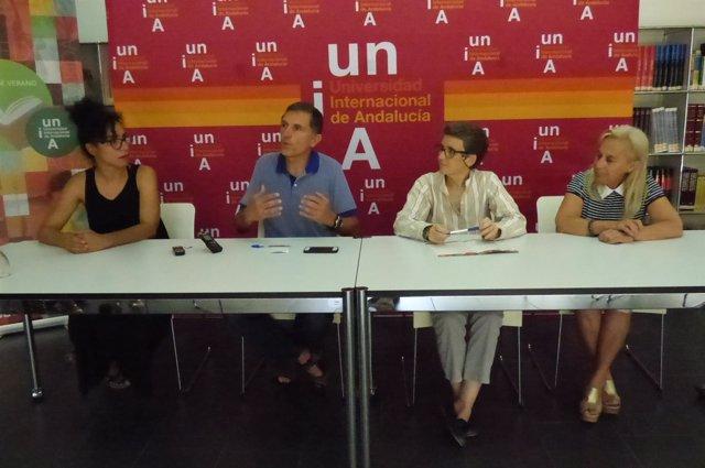 Presentación del curso sobre inteligencia emocional en la UNIA