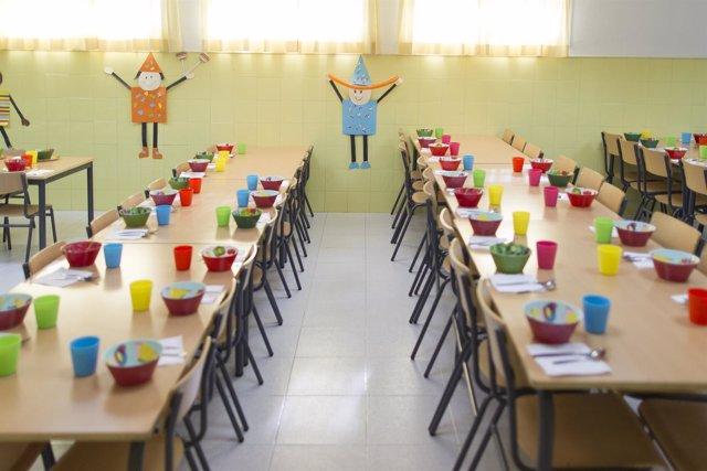Madrid financia con 5 millones comedores escolares para menores de ...