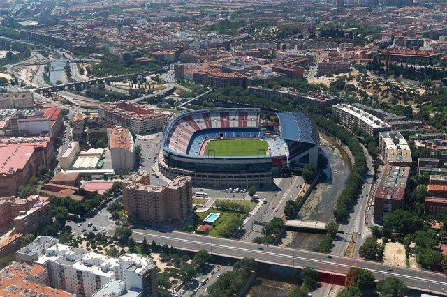 Terrenos de la operación Mahou-Calderón