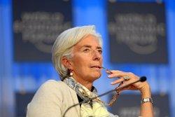 EL FMI SUGIERE QUE LA RECUPERACION DE LA ZONA EURO HA SUPERADO SU PUNTO MAXIMO