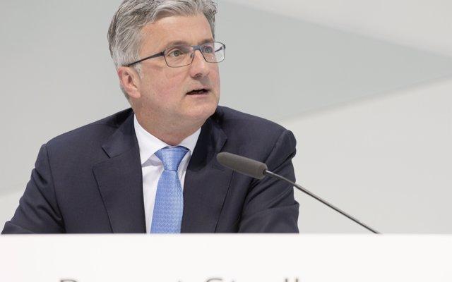 Stadler (Audi) recurre ante la Justicia alemana para poder salir de prisión